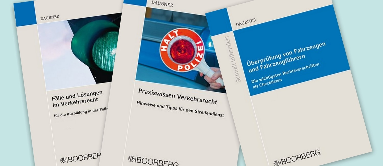 Daubner Verkehrsrecht Bücher