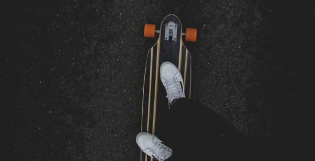 elektro-skateboard