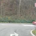 Verkehrszeichen STOP Stelle