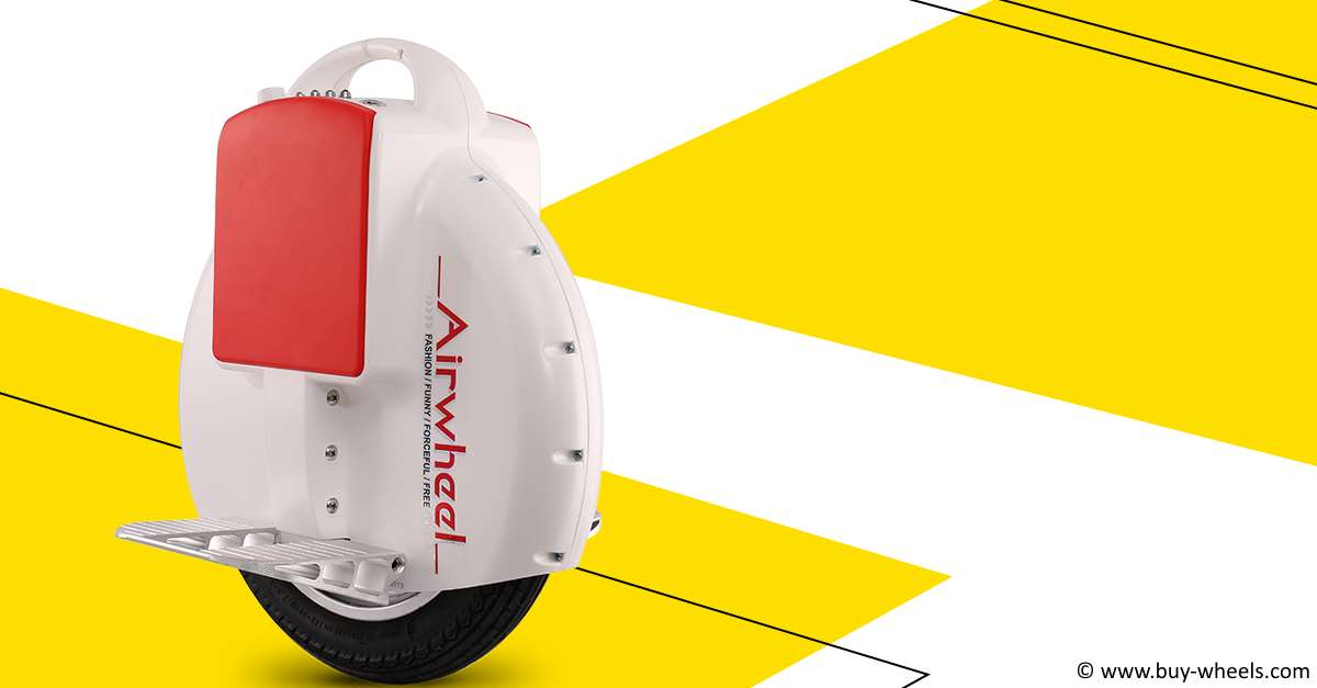 Airwheel, City-Wheel