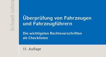 Überprüfung von Fahrzeugen Fahrzeugführer Daubner