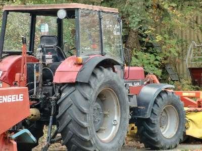 Traktor lof-Fahrzeug